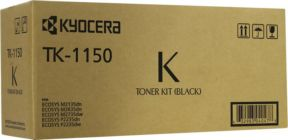 Тонер картридж Mita(Kyocera) TK-1150 (ориг.) для M2135dn/M2635dn/M2735dw,P2235dn/P2235dw (3000 стр.)