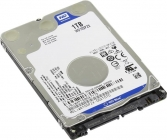 "Жесткий диск 2,5"" SATA-III  1Tb Western Digital Blue WD10SPZX 5400 rpm, 128Mb"