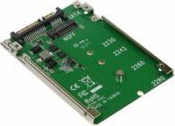 """Конвертор (Переходник для подключения SSD M.2) M.2 --> SATA 2.5""""  SmartBuy  DT-119"""