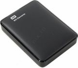 "Жесткий диск EXT USB3.0  2Tb Western Digital WDBU6Y0020BBK-WESN Elements Portable (RTL)2.5"" Black"