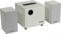 Колонки SmartBuy SPARTA SBA-210 (2.1, SD/MMC, 12Вт, дерево, FM)