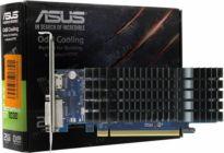 В/к PCI-E 2Gb DDR GF GT1030 ASUS GT1030-SL-2G-BRK (RTL) DVI+HDMI  GDDR5 64bit