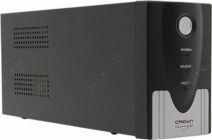 ИБП(UPS) CROWN Micro  CMU-SP500 EURO (500BA/250Вт, защита телефонной линии, RJ-45, линейно-интеракт)