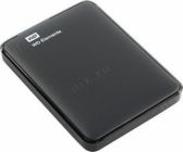 "Жесткий диск EXT USB3.0  1Tb Western Digital WDBUZG0010BBK-WESN Elements Portable(RTL)2.5""black"