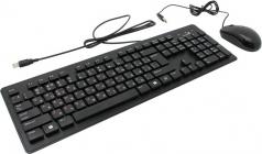Комплект кл-ра + мышь Genius SlimStar C130 (Кл-ра,USB + Мышь,3Кн,Roll,USB) (31330208104)