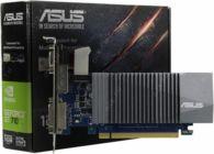 В/к PCI-E 1Gb DDR GF GT710 ASUS GT710-SL-1GD5 (RTL) D-Sub+DVI+HDMI GDDR5 32bit