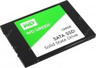 "Жесткий диск 2,5"" SSD SATA-III 120 Gb Western Digital WDS120G2G0A  3D-NAND TLC"