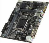 Мат.плата Soc-1151v2 GIGABYTE H310M S2H (RTL) H310  PCI-E Dsub+DVI+HDMI GbLAN SATA MicroATX 2DDR4
