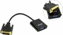 Конвертер DVI-D (25M) ---> VGA (15F)  VCOM CG491