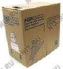 Кабель FTP(4pair) кат.5E (305м)  NeoMax NM20001 Экранированная витая пара