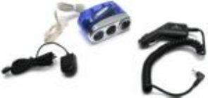 Комплект Sarotech AivX DVP-254 Carpack Kit(IrDA приёмник,адаптер питания 12V авто,тройник прикурив