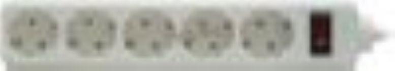 Сетевой фильтр  (3,0м)  Defender ES  3м  ( 5 розеток ) 99482