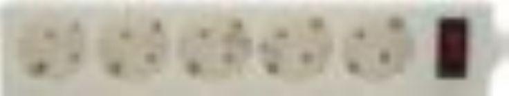 Сетевой фильтр  (1,8м)  Defender ES  1.8м  ( 5 розеток ) 99481
