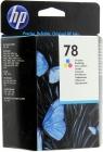 Картридж hp   78 Color C6578D (DJ 9x0/1220C/PhotoSmart P1000/P1100/1 215/1218)