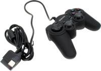 Джойстик-Геймпад DEFENDER GAME RACER TURBO, (12кн,8поз.перекл.,2  мини-джойстика,USB,PC&PS) 64251