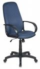 Кресло руководителя CH-808AXSN/Bl&Blue  (черно-синее 12-191)