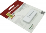 Картридер ext.  USB2.0 Transcend TS-RDP5W USB2.0  SDHC/SDXC/SD/microSDHC/microSDXC