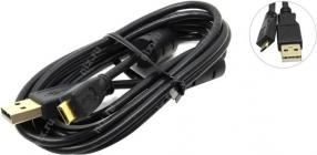 Кабель USB2.0 AM -- micro-B  (1.8м) Defender 2 фильтра USB08-06 PRO