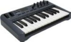 Кл-ра MIDI M-Audio Oxygen 25 USB (25 клавиш,2 октавы,8 регуляторов,PITCH&MODULATION)