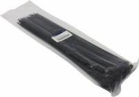 Стяжка нейлоновая 292мм CV-292BK 5bites, неоткрыв,черные, 292x3.6 мм, уп-ка 100шт