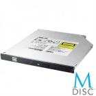 Привод для ноутбука DVDR/RW&CDRW ASUS SDRW-08U1MT SATA Black (OEM) 10 мм