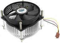 Кулер Soc-1150/1155/1156/1151 Cooler Master DP6-9GDSB-0L-GP (3pin, 2200rpm,  Al, 66W)