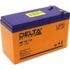 Аккум. для ИБП(UPS) (12V,  7,2Ah) Delta серии HR 12-7.2 для UPS