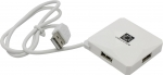 Концентратор USB-2.0 HUB 5bites HB24 - 202WH 4 port