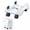 Подставка под системный блок на колёсиках BURO BU-CS3AL ,(пластмассовая) регулировка по ширине.